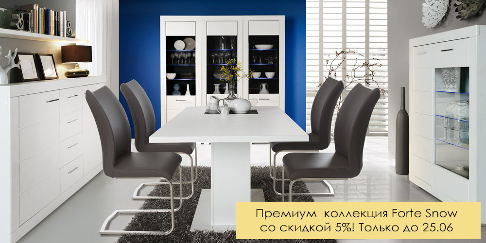 Мебель Forte Snow (Сноу)