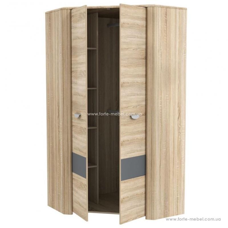 Шкаф для одежды Yoop YPS92 угловой