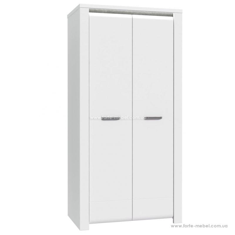 Шкаф 2 дерный Brugia BUGS821B