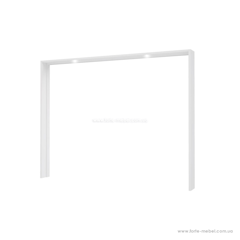 Планка для шкафа Sapporo LUXZ01B2