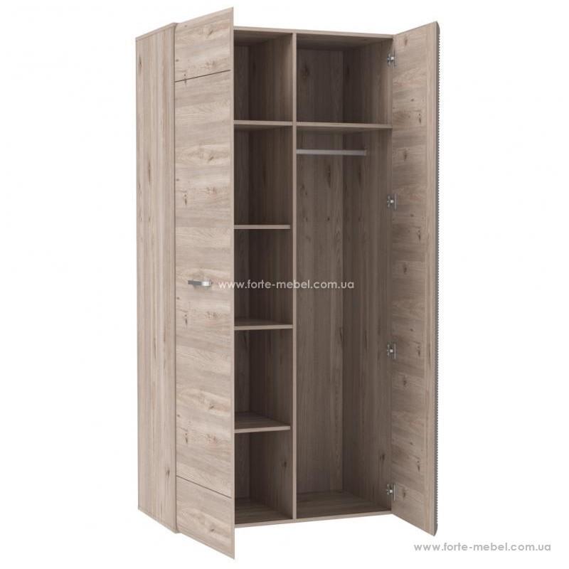 Шкаф для одежды Locarno LCRS821
